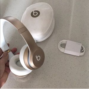 Beats headphones!! Everything included!!!